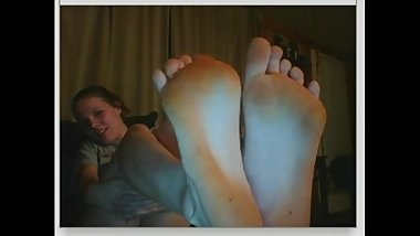 chatroulette girls feet 230