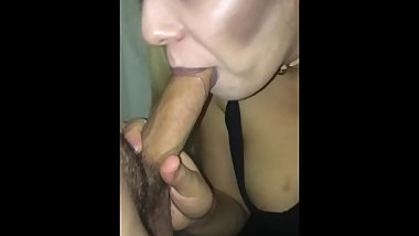 Cock Hungry Latina Gets Sloppy
