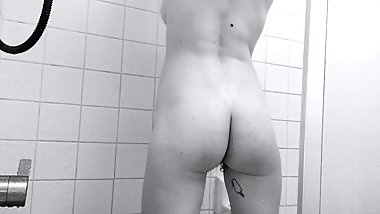 Aesthetic Shower Masturbation Voyeur