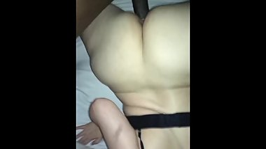 Charlotte pawg creampied by bbc