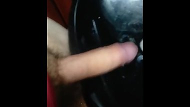 My short video with sperm:3
