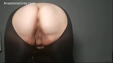 Worship this fat ass