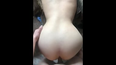 Daddy Fucks Me Doggystyle Before Work