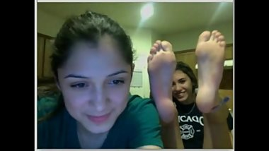 CHATROULETTE GIRLS FEET 197