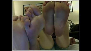 CHATROULETTE GIRLS FEET 198