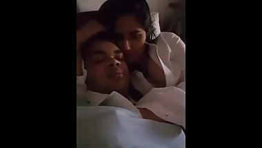New indian desi couple flat