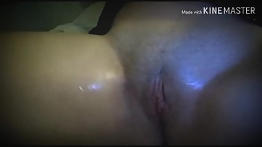 Sexy wife sends husband sexy recording !