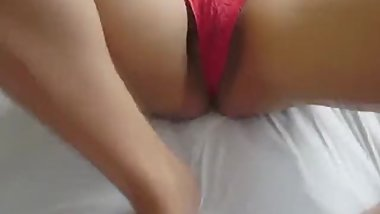 Asian Girl With Hairy Pussy Gets Fucking