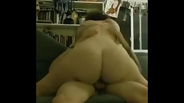 Bbw rides cock like a pro