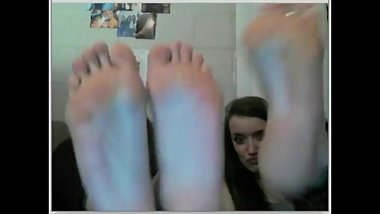 chatroulette girls feet 169