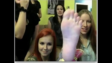 chatroulette girls feet 135