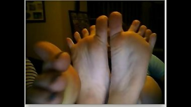 chatroulette girls feet 128
