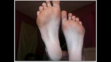 chatroulette girls feet 126