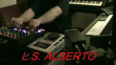 Studio-Session (2010) / L.S. Alberto • Dj SET