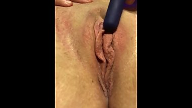 Loud Orgasm With Contractions and Anal Winking