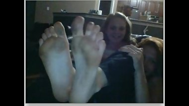 chatroulette girls feet 118