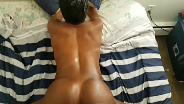 Surprised My Stepsis Nikki With Cock To Grind For Facial On My Birthday