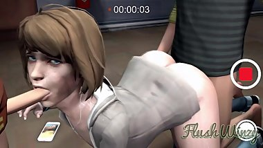 Life is Strange - Max Caulfield get fucked